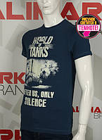 Valimark cтильная мужская футболка светится в темноте world of tanks after us код 17178