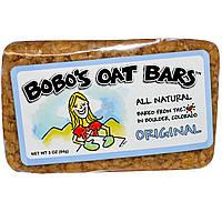 Bobo's Oat Bars, Оригинал, 3 унции (85 г)