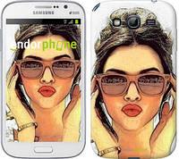 """Чехол на Samsung Galaxy Grand Neo I9060 Девушка_арт """"3005c-112"""""""