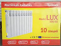 Алюминиевый радиатор Termica Model Lux 500/80