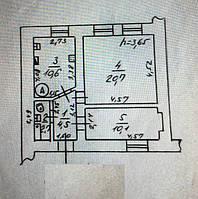 2 комнатная квартира улица Успенская