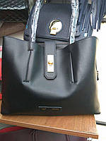 Женская брендовая сумка Celine черная