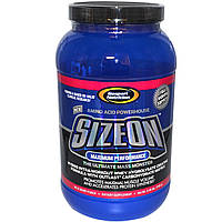 Gaspari Nutrition, SizeOn, формула сывороточного гидролизата креатина, пунш из дикорастущих ягод, 3,49 фунта (1584 г)