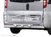 Нижняя защита заднего бампера Opel Vivaro
