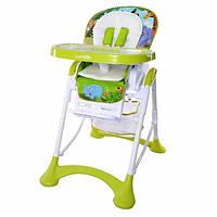Детский стульчик для кормления CARRELLO Chef (CRL-10001 Green)