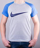 Оригинальная мужская футболка-реглан NIKE