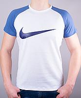 "Стильная мужская футболка-реглан ""NIKE"""