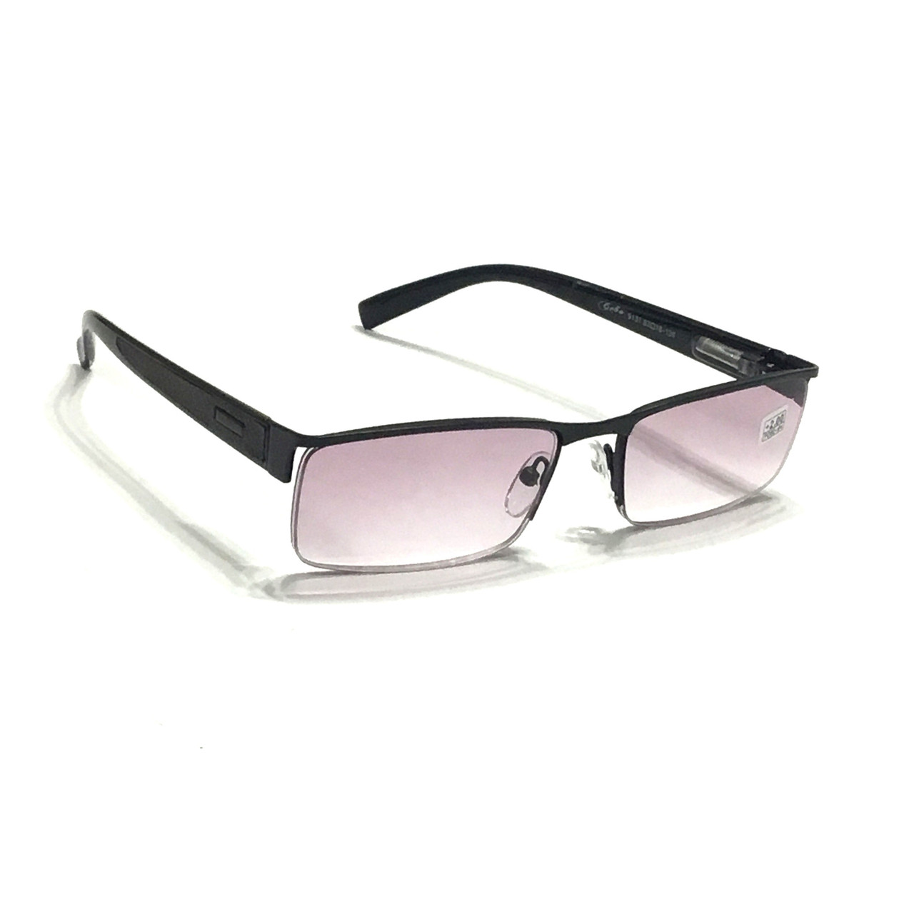 Полуоправные окуляри з тонованою лінзою 2226