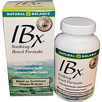 Natural Balance, IBX Soothing Bowel Formula, 120 вегетарианских капсул