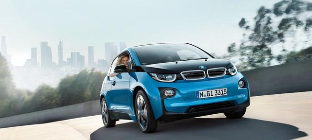 Тест BMW i3