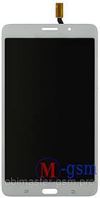 Дисплейный модуль Samsung T230, T231, T235  (3G version) белый