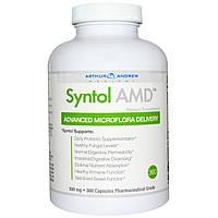 Arthur Andrew Medical, Syntol AMD, Advanced Микрофлора Доставка, 500 мг, 360 капсул