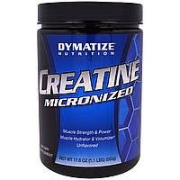 Dymatize Nutrition, Креатин Измельченный, 17,6 унции (500 г)