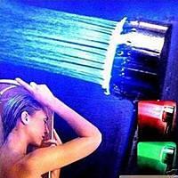 Светодиодные насадки для душа Led Shower S-R8