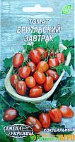 """Семена томата """"Британский завтрак"""", среднеспелый, 0,1 г, """"Семена Украины"""", Украина."""