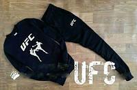 Спортивный костюм мужской UFC черный