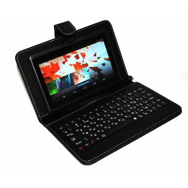 Планшет Unis Com   Q88 4 ядра+ чехол клавиатура