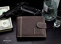 Мужской КОЖАНЫЙ бумажник Always Wild Active, фото 1