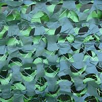 Сеть маскировочная Shade&Shelter серия Pro Double Sided, зеленая двухцветная. 4*6м