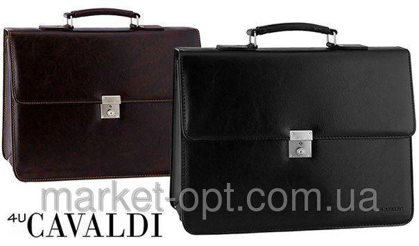 Чоловічий портфель бренд Cavaldi