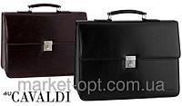 Чоловічий портфель бренд Cavaldi, фото 1