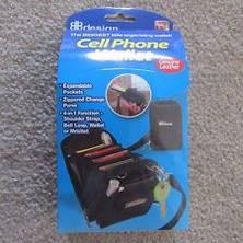 Органайзер-портмоне с ремешком Cell Phone Wallet!Акция, фото 2