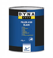 Грунт-наполнитель Filler 4100 BLACK/GREY/WHITE DynacoatDynacoat BLACK 4л