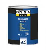 Filler 4100 Грунт-наполнитель BLACK/GREY/WHITE  BLACK 4л