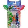 Набор из двух фигурок Герои в масках  PJ Masks - Gekko и Night Ninja