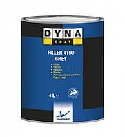 Filler 4100 Грунт-наполнитель BLACK/GREY/WHITE  GREY 4л