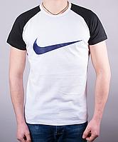 Мужская футболка-реглан NIKE оптом и в розницу