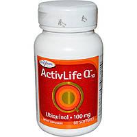 Enzymatic Therapy, ActivLife Коэнзим Q10, 100 мг, 60 капсул