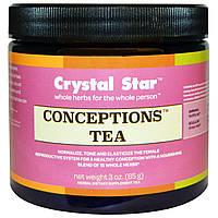 Crystal Star, Чай Conceptions, 3 унции (85 г)
