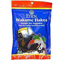 Eden Foods, Хлопья из вакаме, 1,06 унция (30 г)