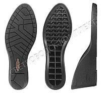 Подошва для обуви JB 2479 TR, цв. чёрный 40