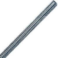 Стержень резьбовой оцинкованный DIN 975 М27х1000 мм. кл.4.8