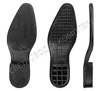 Подошва для обуви JB 4375TR, цв. чёрный 43