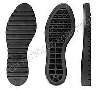 Подошва для обуви Джоконда-5 ТР (Giokonda-5), цв. черный 38