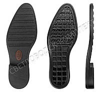 Подошва для обуви JB 4864 TR, цв. чёрный 40