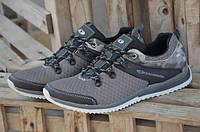 Мужские кроссовки Salomon 12085 серые