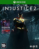 Injustice 2 Day One Edition Xbox One
