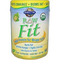 Garden of Life, RAW Fit, Порошок с высоким содержанием белка для снижения веса, 16 унций (451 г)