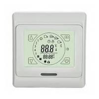 Терморегулятор сенсорный недельный программируемый для инфракрасных полов