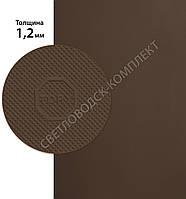 ТОПИ, TOPY, р. 400*600*1.2 мм, цв. тропик - резина подметочная/профилактика листовая