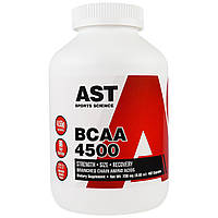AST Sports Science, BCAA, 4500, 462 капсулы