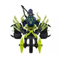Пластмассовый конструктор LEGO Ninjago Засада на мотоцикле (70730)