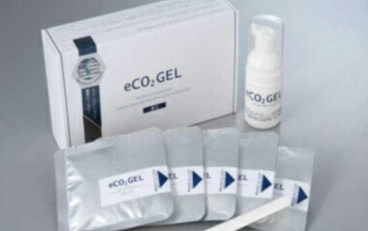 Японская карбокситерапия eCO2 Gel