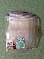 Пакеты с замком zip-lock или гриппер пакет 10 на 15см, упаковка 20шт