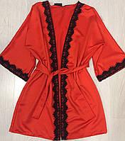 Женский легкий домашний халат