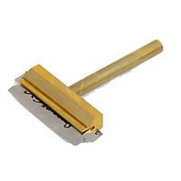 Жало-лопатка с лезвием, для удаления остатков клея, 40 вт, лезвия 5шт., жало 5 мм